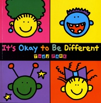 Todd Parr - It's Okay to Be Different.