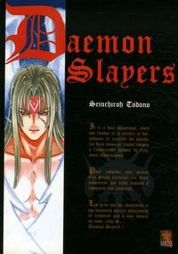 Todono Seiuchiroh - Daemon Slavers.