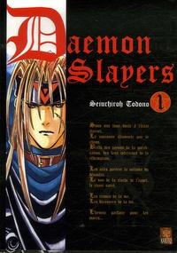 Todono Seiuchiroh - Daemon Slayers Tome 1 : .