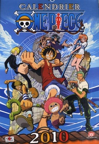Toei Animation - Calendrier 2010 One Piece.