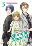 Tohru Himuka - Shinobi Quartet T05.