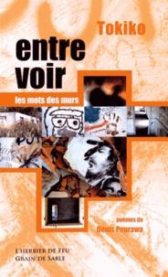 Tokiko et Denis Pourawa - Entre voir les mots des murs - Traces d'une exposition, 2 avril - 25 mai 2003, Centre culturel Tjibaou.