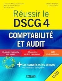 Tokiniaina Rananjason Ralaza et Marie-Christine Rosier - Réussir le DSCG 4 - Comptabilité et audit.