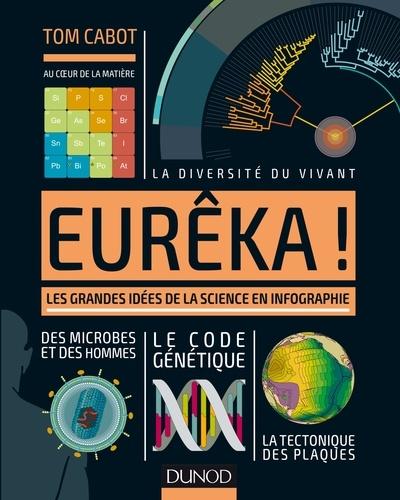 Tom Cabot - Eurêka ! - Les grandes idées de la science en infographie.