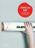Tom Corckett et Marie-Pierre Teuler - Unpack me! New packaging design - Le nouveau design du packaging.