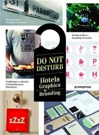 Do not disturb- Graphismes, concepts et branding pour l'hôtellerie - Tom Corkett | Showmesound.org