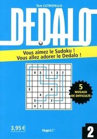 Tom Cutrofello - Dedalo - Tome 2.