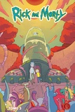 Tom Fowler - Rick and Morty Tome 3 : .