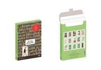 Tom Gauld - 15 cartes postales pour fêter les livres.