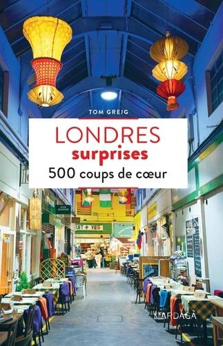 Tom Greig - Londres surprises - 500 coups de cœur.