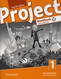 Tom Hutchinson et Janet Hardy-Gould - Project 1 Workbook. 1 CD audio