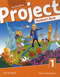 Tom Hutchinson - Project 1 - Student's Book.