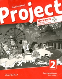 Tom Hutchinson et Rod Fricker - Project 2 - Workbook. 1 CD audio
