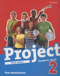 Tom Hutchinson - Project 2 - Student's Book.