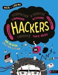 Tom Jackson et Cristina Guitian - Hackers.