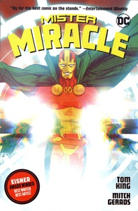 Tom King et Mitch Gerards - Mister Miracle.