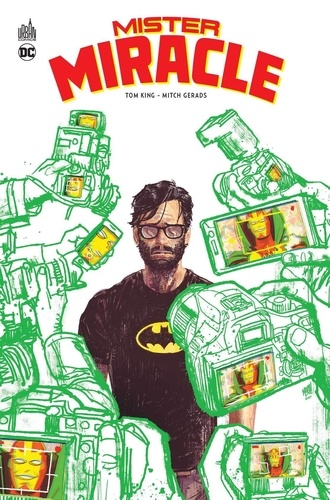 Mister Miracle  -  -  Edition de luxe