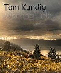 Tom Kundig - Working title.