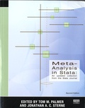 Tom M. Palmer et Jonathan A. C. Sterne - Meta-Analysis in Stata - An Updated Collection from the Stata Journal.
