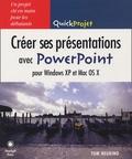 Tom Negrino - Créer ses présentations avec PowerPoint.