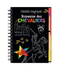 Tom Nemmers et Kerren Barbas Steckler - Royaumes des chevaliers - Avec un crayon de bois.