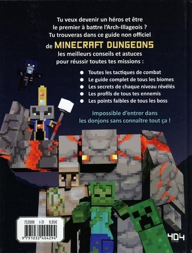 Minecraft Dungeons. Le guide essentiel