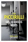 Tom Piccirilli - Les derniers mots.