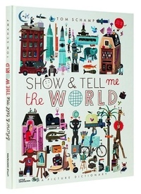 Tom Schamp - Show & tell me the world /anglais.