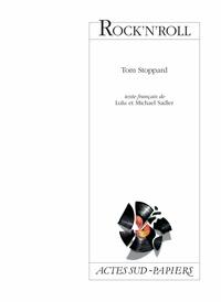 Tom Stoppard - Rock'n'roll.