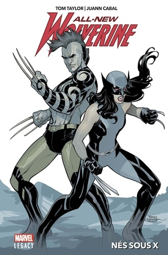 All-New Wolverine (2016) T01 - 9782809483406 - 12,99 €