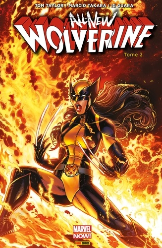 All-New Wolverine (2016) T02 - 9782809473995 - 9,99 €