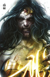 Tom Taylor et Trevor Hairsine - DCeased - Couverture Wonder Woman zombie.