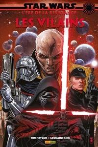 Livres pour ebook téléchargement gratuit Star Wars L'ère de la Résistance en francais par Tom Taylor, Leonard Kirk PDF PDB