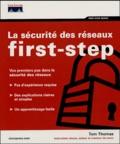 Tom Thomas - First-Step - Sécurité des réseaux.