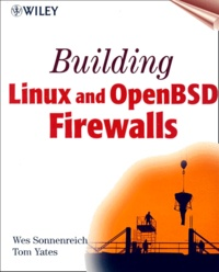 Histoiresdenlire.be Building Linux and OpenBSD Firewalls Image
