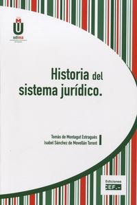 Tomàs de Montagut i Estragués - Historia del sistema juridico.