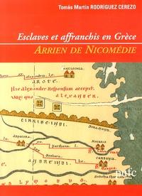 Tomas Martin Rodriguez Cerezo - La dependencia en Arriano de Nicomedia - La Anabasis de Alejandro Magno.
