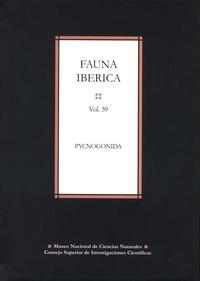 Goodtastepolice.fr Fauna ibérica - Volumen 39: Pycnogonida Image