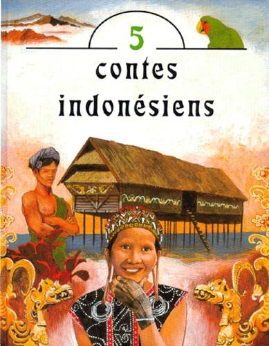 Tomas Rizek et Marie Rivai - 5 contes indonésiens.