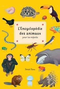 Livre gratuit en téléchargement pdf L'encyclopédie des animaux pour les enfants 9788828502890