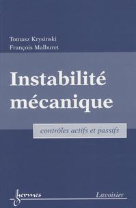 Goodtastepolice.fr Instabilité mécanique - Contrôles actifs et passifs Image