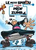 Tome et  Janry - Le petit Spirou présente Tome 6 : Mon prof de zumba.