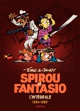 Tome et  Janry - Spirou et Fantasio Intégrale Tome 14 : 1984-1987.
