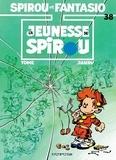 Tome et  Janry - Spirou et Fantasio Tome 38 : La jeunesse de Spirou.