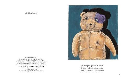 Otto.. Autobiographie d'un ours en peluche