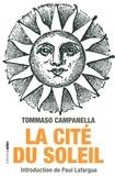 Tommaso Campanella - La cité du soleil.