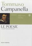 Tommaso Campanella - Le Poesie.