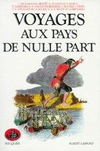 Tommaso Campanella et  Collectif - Voyages aux pays de nulle part.