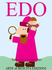 """Tommaso Levente Tani - Edo - """"""""Un ghiottone nel bosco""""""""."""
