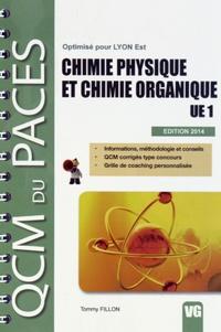 Tommy Fillon - Chimie physique et chimie organique UE1 - Optimisé pour Lyon Est.